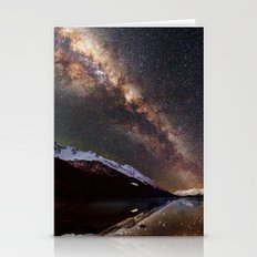 In Love With Space Stationery Cards