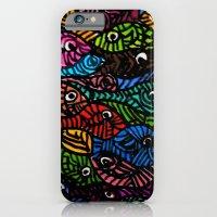 Something is Fishy iPhone 6 Slim Case