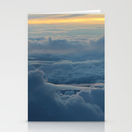 Cloud Mountains • V05 Stationery Card