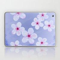 Cherry Blossoms - Painti… Laptop & iPad Skin