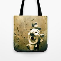 Clown Games Tote Bag