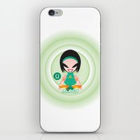 Libra iPhone & iPod Skin