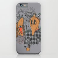 iPhone & iPod Case featuring Beetle Gothic - A portrait of the recently deceased by Clinton Jacobs