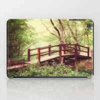 To The Forest Fairy iPad Case