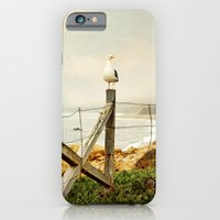 standing guard iPhone 6 Slim Case
