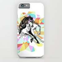 Comic Art: Wild Hearts iPhone 6 Slim Case