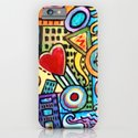 Pretty City iPhone & iPod Case