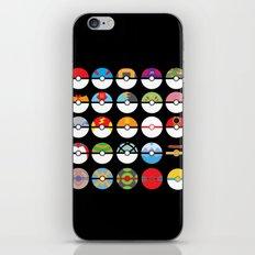 Look at My Balls iPhone & iPod Skin