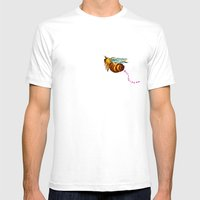 I'm Pushing Up My Daisie… Mens Fitted Tee White SMALL