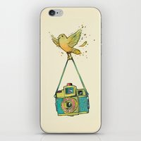 Lomofun iPhone & iPod Skin