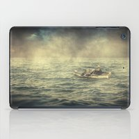 Old man and the sea iPad Case