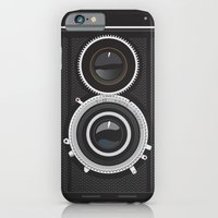 iPhone & iPod Case featuring Vintage Camera by Neil Warburton