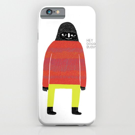 Good Buddy iPhone & iPod Case