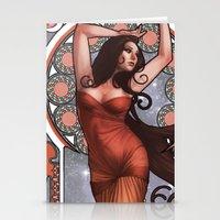Zodiac Art Show - Aries Stationery Cards