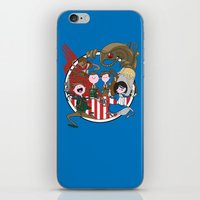 What time is it?! iPhone & iPod Skin