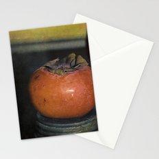 Persimmon Still Life Stationery Cards