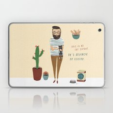 Steven Laptop & iPad Skin