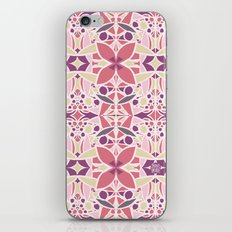 Petal Pusher iPhone & iPod Skin