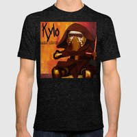 Kylo Daddy Issues Mens Fitted Tee Tri-Black SMALL
