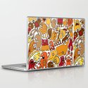 Creatures! Laptop & iPad Skin