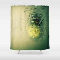 Calm Shower Curtain