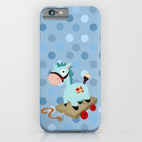 iPhone & iPod Case featuring horse by Alapapaju
