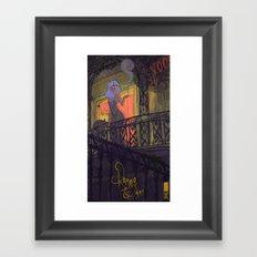 Juliet of Magnolia Lane Framed Art Print