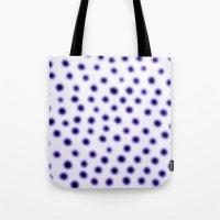 dots of focus Tote Bag