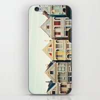 Painted Ladies iPhone & iPod Skin
