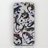 Reptilia iPhone & iPod Skin