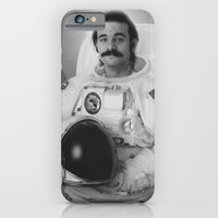 iPhone & iPod Case featuring Bill Murray is an Astronaut  by Futurism_