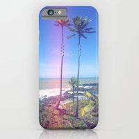 Fragmented Palm iPhone 6 Slim Case
