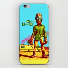 BREAKING STRONG BAD iPhone & iPod Skin
