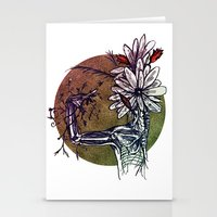 Bouquet De Nerfs Stationery Cards