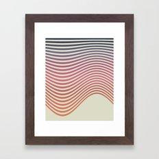 Meta:2:1 Framed Art Print