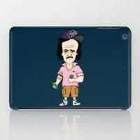Edgar Allan Bro iPad Case