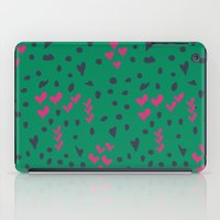 Animal Love iPad Case