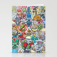 Kampu Kids Stationery Cards