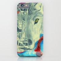 Desert Wolf iPhone 6 Slim Case