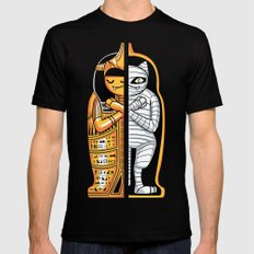 Catacomb Black SMALL Mens Fitted Tee