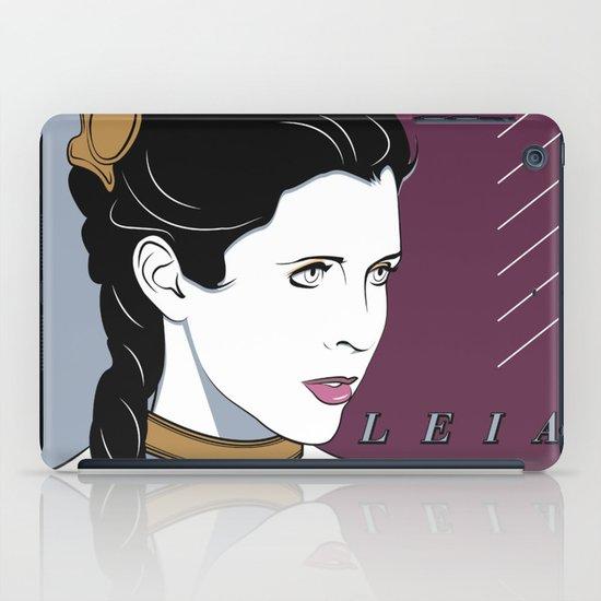 80s Princess Leia Slave Girl iPad Case