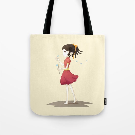 Loves me not Tote Bag