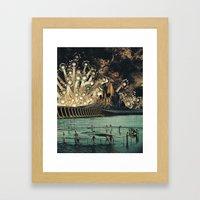 Central Coast Framed Art Print