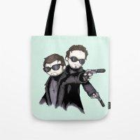 Boondock Plushies  Tote Bag