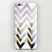 In Front iPhone & iPod Skin