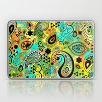 Crazy Paisley Laptop & iPad Skin