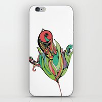 Rising Of The Birdy Gods iPhone & iPod Skin