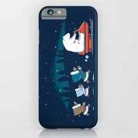 iPhone & iPod Case featuring Grand Theft Arctic by maudie&ma