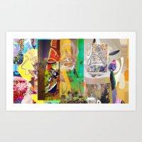 6495b8a536c2fe687a4a2651… Art Print