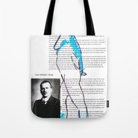 Carl Gustav Jung – Nude.1 Tote Bag